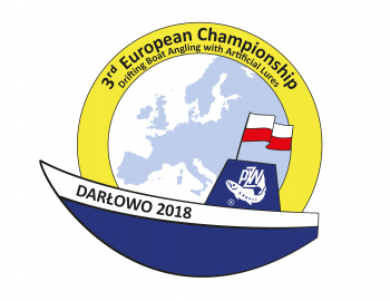 3rd EUROPEAN CHAMPIONSHIPS  IN SPORTING  SEA ANGLING FROM DRIFTING BOATS WITH ARTIFICIAL LURES  Darłowo, Poland, 09-16 June 2018